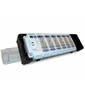 Barrette de connexion de contrôle de bornier Salus KL06