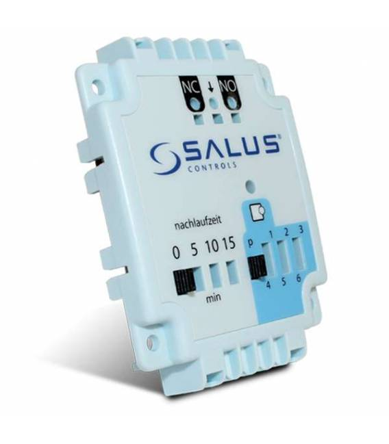 Pumpenlogikmodul PL06 230V mit Schutzfunktion