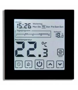 Digital Thermostat Chauffage au sol EL05 Noir