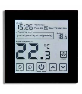 Digital Thermostat Fussbodenheizung EL05 Schwarz