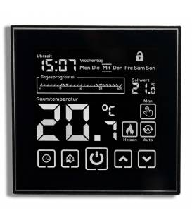 Digital Thermostat Underfloor Heating EL06 Black