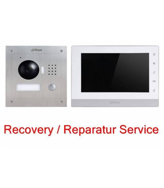Dahua Reparatur Recovery Service VTO / VTH