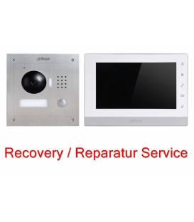 Dahua Reparación Servicio de Recuperación VTO / VTH